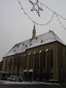 Монастырь Св. Екатерины, Кольмар, Франция