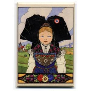 Сувениры Эльзаса, рисунки Анси