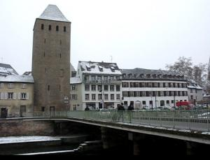 Крытые мосты в Страсбурге, Башня палача