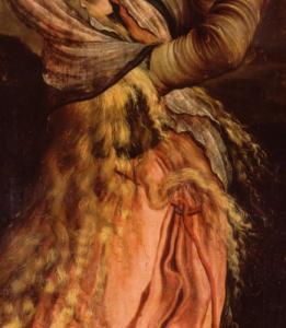 Изенгеймский алтарь, Мария Магдалина [46]