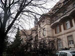 Госпиталь в Страсбурге