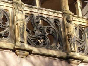 Дом рыцарей Св. Иоанна, Кольмар, Франция