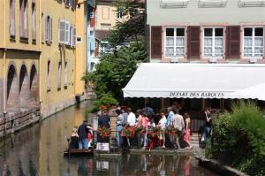 Маленькая Венеция, Кольмар, Франция
