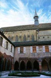 Клуатр Доминиканского монастыря, Кольмар, Франция
