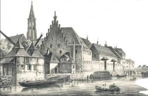 Старая таможня в Страсбурге