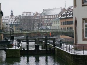 Шлюз Маленькой Франции, Страсбург