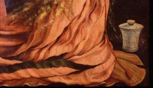 Изенгеймский алтарь, Мария Магдалина