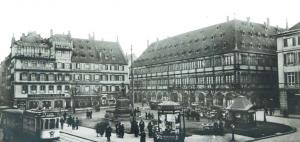 Площадь Гутенберга в Страсбурге, Торговая палата