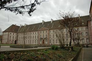Старый госпиталь, Кольмар, Франция