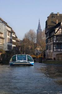 Страсбург с воды