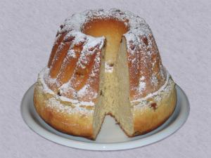 Эльзасский гугельхупф