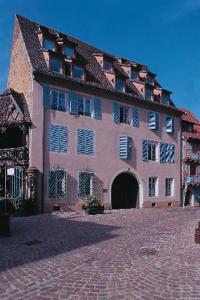 Дом Вольтера в Кольмаре, Франция
