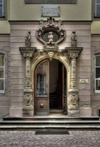 Музей скульптора Бартольди, Кольмар, Франция