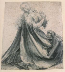 Матиас Грюневальд, Дева Мария