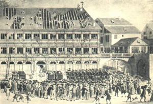 Разграбление страсбургской ратуши