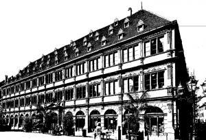 Торговая палата в Страсбурге
