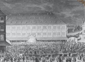 Здания Neubau и Pfalz в Страсбурге