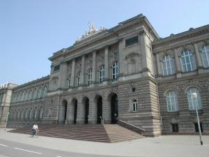 Университетский дворец, Страсбург