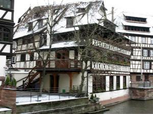 Маленькая Франция, Страсбург