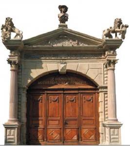 Портал Торговой палаты в Страсбурге