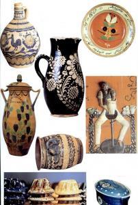 Народные промыслы Эльзаса, керамика
