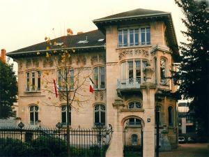 Здания в стиле модерн в Страсбурге, вилла Шутценбергера
