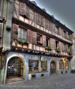 Магазин пряников, Кольмар, Франция