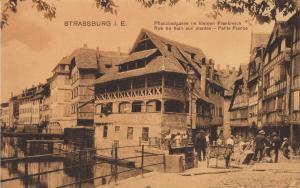 Дом кожевников в Страсбурге