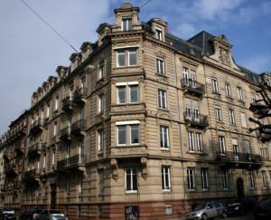 Здание на ул. маршала Фоша, Страсбург