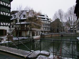 Разводной мост, Страсбург