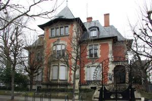 Здания в стиле модерн в Страсбурге, вилла Кнопфа
