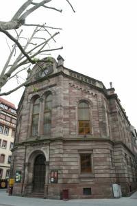 Методистская церковь, Страсбург