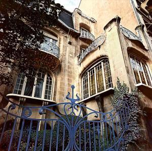 Здания в стиле модерн в Страсбурге, особняк Бриона