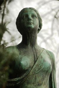 Памятник Гёте, Страсбург
