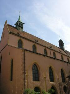 Церковь Св. Матфея, Кольмар, Франция