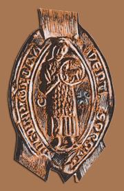 Печать монастыря Унтерлинден, Кольмар, Франция