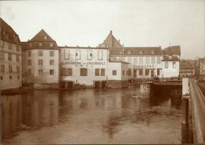 Старинная фабрика льда, Страсбург