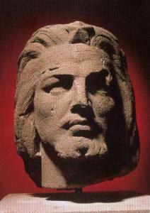 Часть аллегорической фигуры работы Бартольди