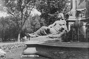Памятник адмиралу Брюа, Кольмар, Франция