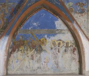 Церковь Св. Петра Молодого в Страсбурге, интерьер