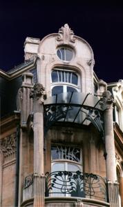 Здания в стиле модерн в Страсбурге, доходный дом