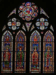 Кафедральный собор Страсбурга, императоры