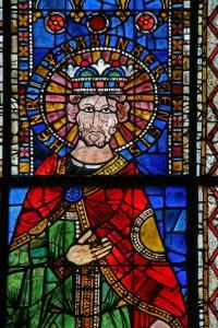 Кафедральный собор Страсбурга, император Генрих II Святой