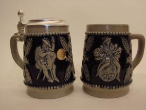 Сувениры Эльзаса, керамика