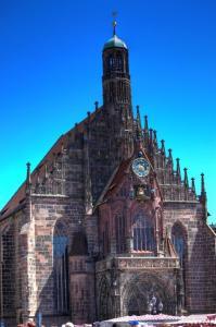 Церковь Frauenkirche, Нюрнберг