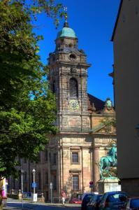 Церковь Cв. Эгидия, Нюрнберг