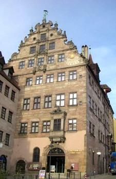 Fembohaus в Нюрнберге, Германия