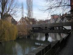 Мост палача в Нюрнберге, Германия