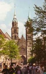 Церковь Св. Лаврентия, Нюрнберг