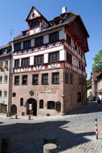 Дом-музей Дюрера в Нюрнберге, Германия